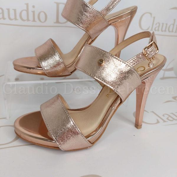 Claudio Dessi 6440 rosegold szanda