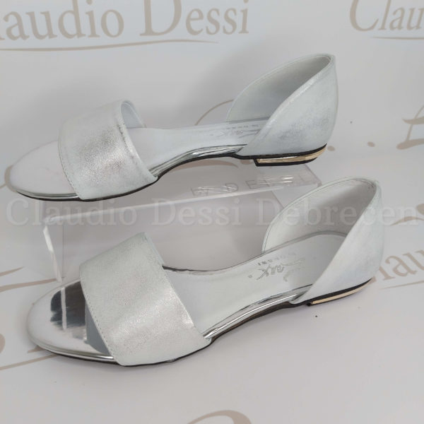 Lux by Dessi 1473 ezüst balerina