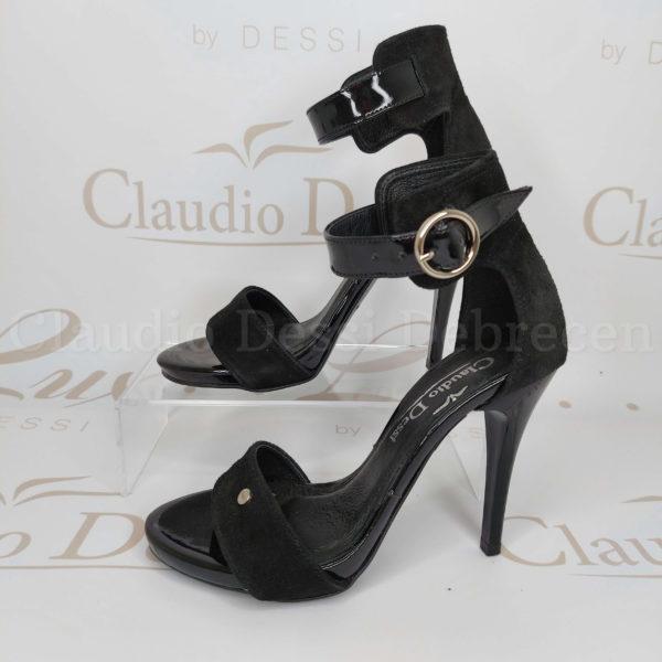 Claudio Dessi 5691 fekete szanda