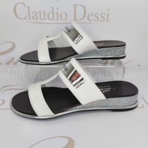 Lux by Dessi 0584/2 fehér papucs