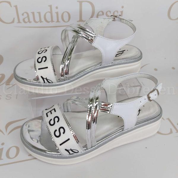 Lux by Dessi 7921 ezüst szanda