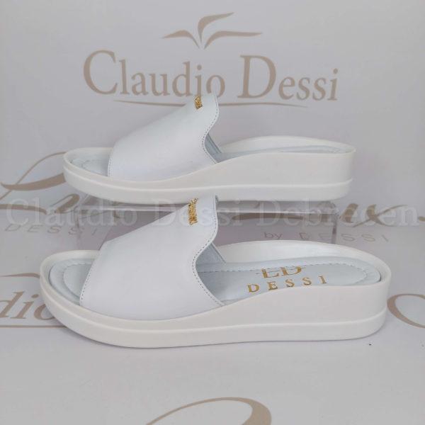 Lux by Dessi 4403-32LD fehér papucs