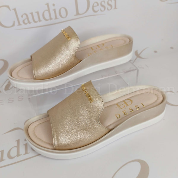 Lux by Dessi 4403-32LD arany papucs