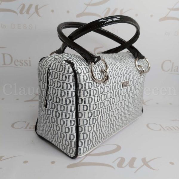 Lux by Dessi 556LD fekete kézitáska