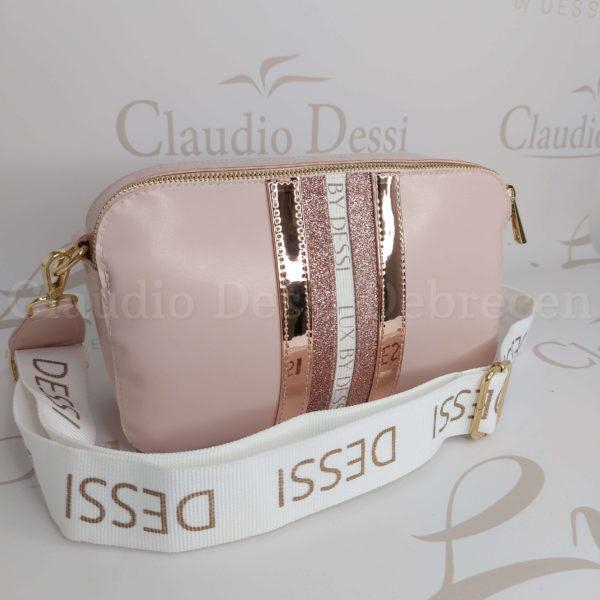 Lux by Dessi 546 rózsaszín oldaltáska