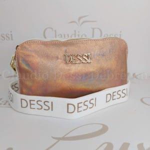 Lux by Dessi 546 rosegold oldaltáska