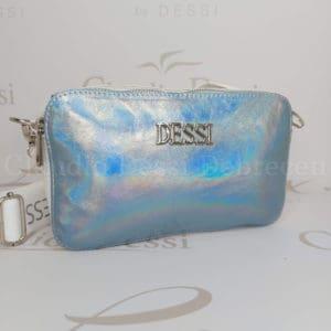Lux by Dessi 546 kék oldaltáska