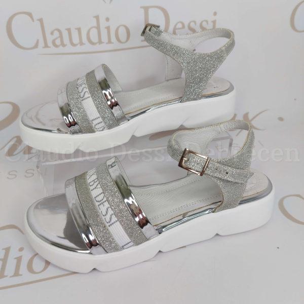 Lux by Dessi W-460 ezüst szanda