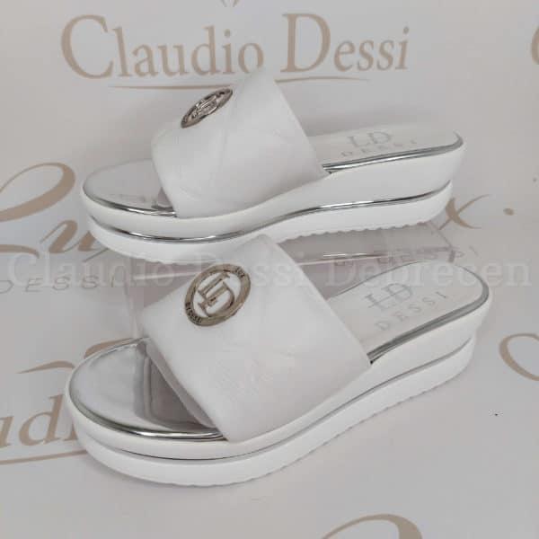 Lux by Dessi 105 fehér papucs
