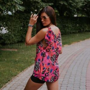 Lux by Dessi 233 pink felső