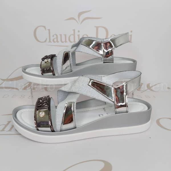 Lux by Dessi 4403-24LD ezüst szanda