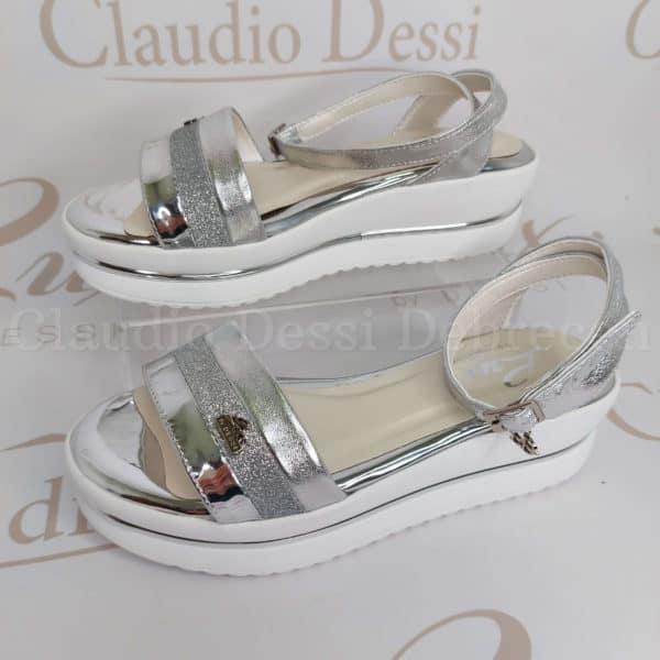 Lux by Dessi F872 ezüst szanda