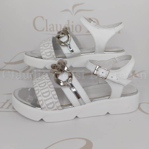 Lux by Dessi W-454 fehér láncos szanda