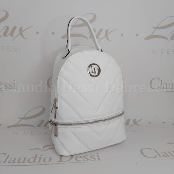 Lux by Dessi 653 fehér hátitáska