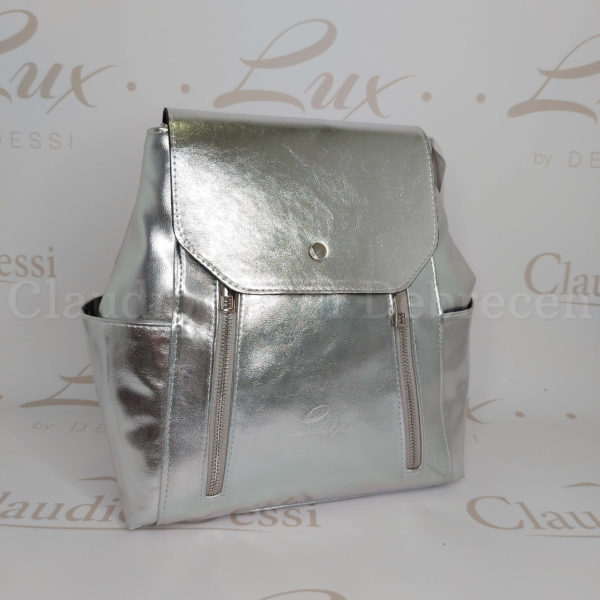 Lux by Dessi 573 ezüst hátitáska