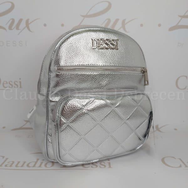 Lux by Dessi 561 ezüst hátitáska