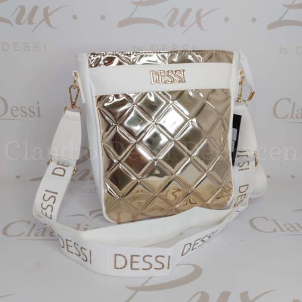 Lux by Dessi 529/2 arany oldaltáska