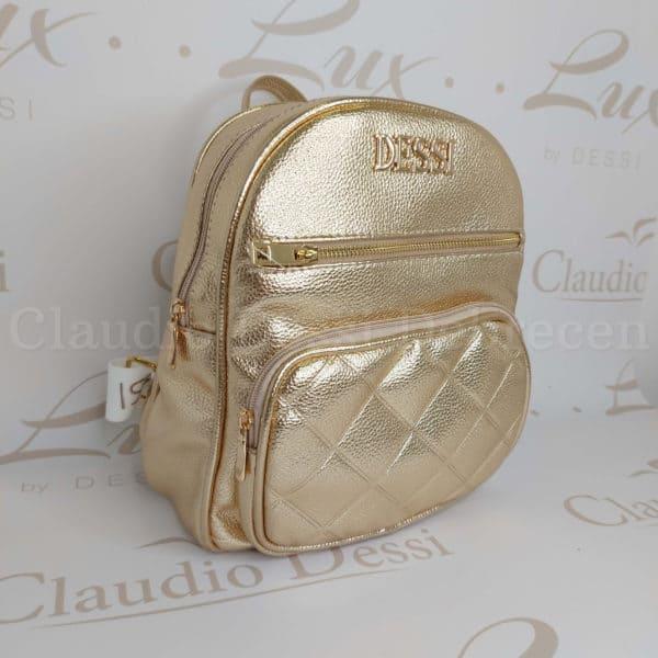 Lux by Dessi 561 arany hátitáska