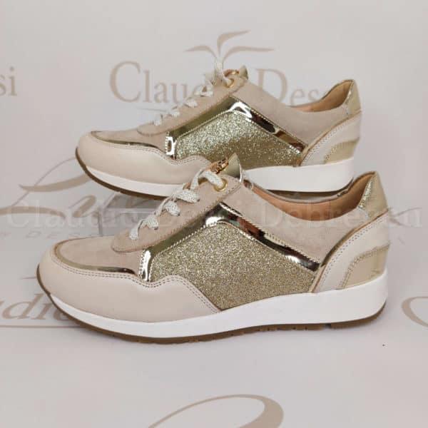 Lux by Dessi 8249 bézs sneaker