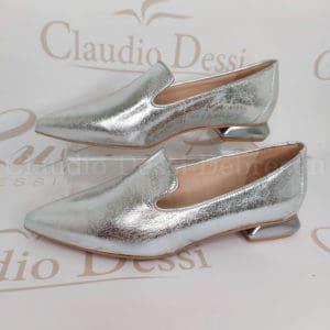 Lux by Dessi 1297 ezüst balerina