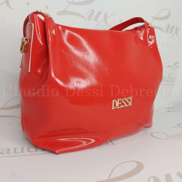 Lux by Dessi 510 piros válltáska