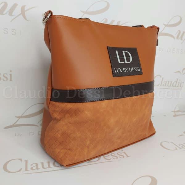 Lux by Dessi 581/4 barna válltáska