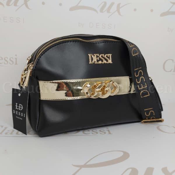 Lux by Dessi 566 feketeA oldaltáska