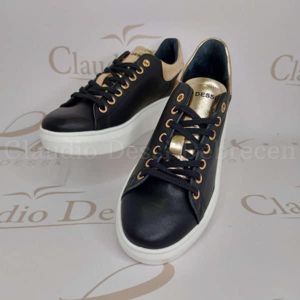 Lux by Dessi BenitaSkó/1 fekete sneaker