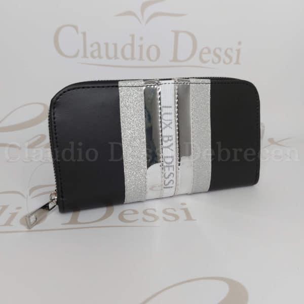 Lux by Dessi P-1 feketeE pénztárca