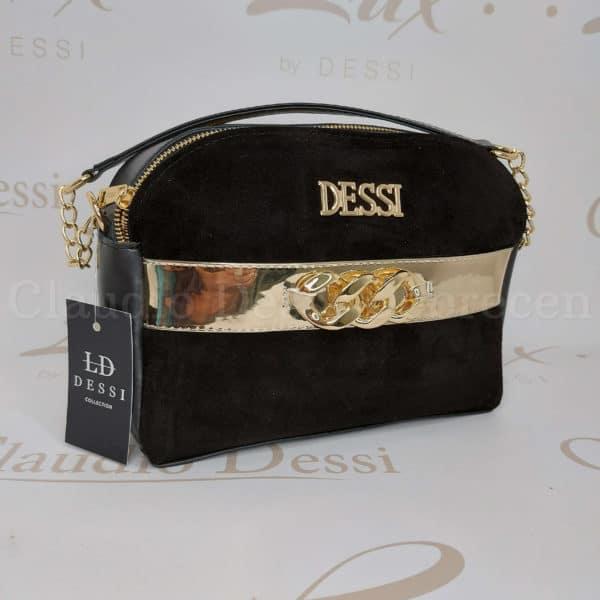 Lux by Dessi 566/1 feketeA oldaltáska