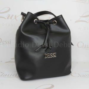 Lux by Dessi 392 fekete kézitáska