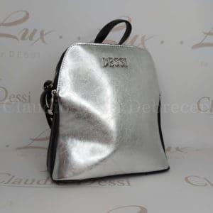 Lux by Dessi 523 ezüst hátitáska
