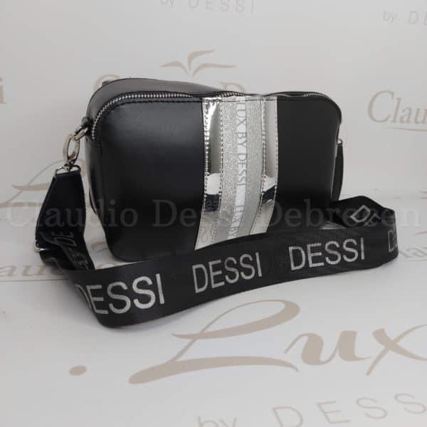 Lux by Dessi 546 feketeE oldaltáska