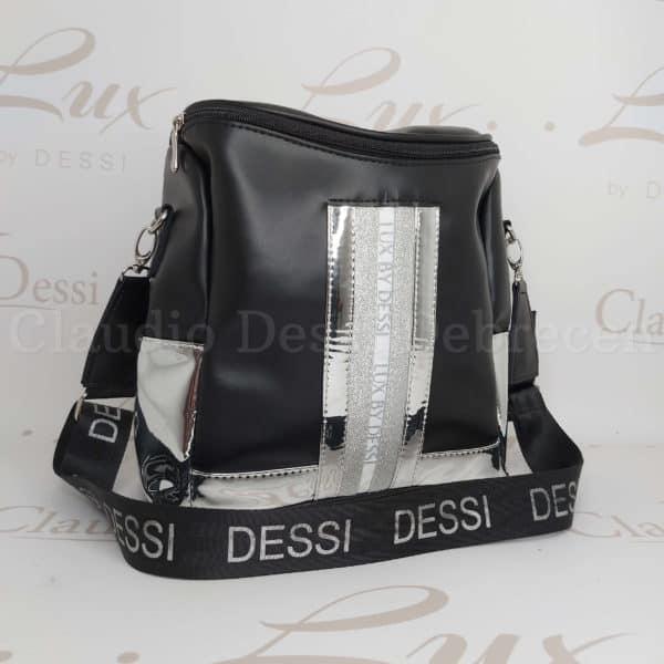 Lux by Dessi 519 feketeE oldaltáska
