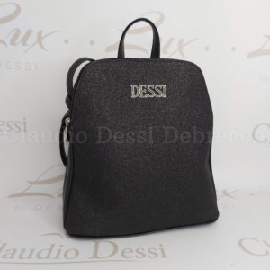 Lux by Dessi 523 fekete/cs hátitáska